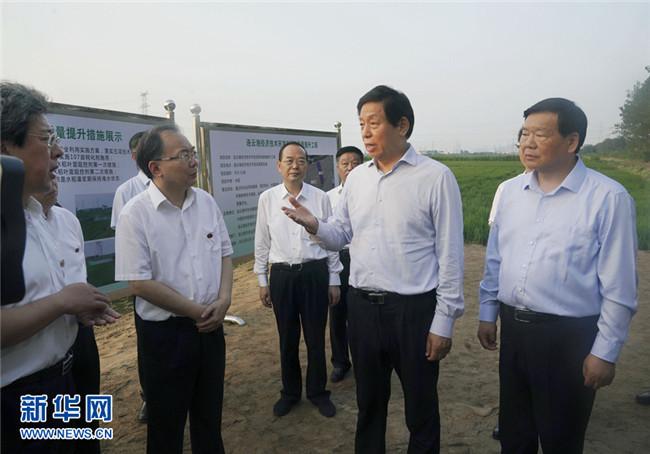 栗战书:因时因地因情因需有序有效开展土壤治理