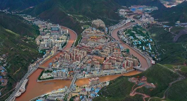 巨变的西藏昌都