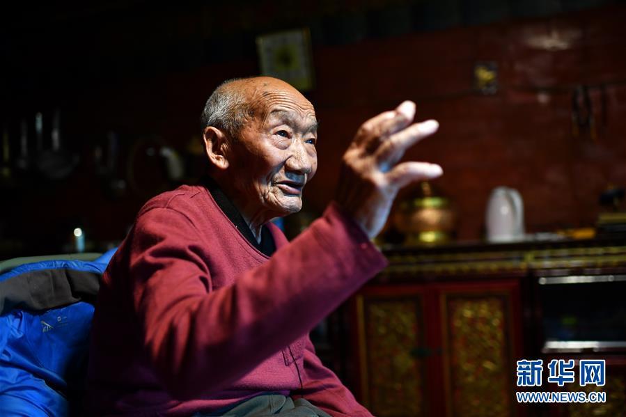(西藏昌都解放70周年・图文互动)(4)西藏第一面五星红旗曾在这里升起
