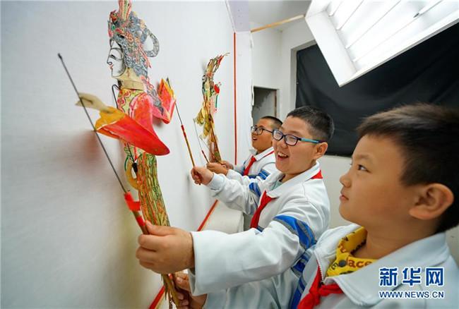 河北滦州:校外课堂传承传统文化