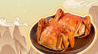 大闸蟹和秋天更配哦!一图看懂越来越热的大闸蟹经济