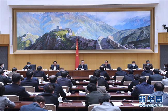 韩正:聚焦关键环节和重点领域 推动营商环境改善