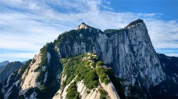 华山――轩辕皇帝会群仙之所