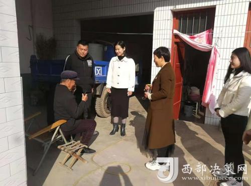 宝鸡扶风杨亚宁:一个有责任和担当情怀的扶贫干部