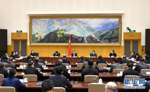 韩正:坚定走绿色可持续的高质量发展之路