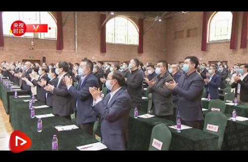 独家视频丨习近平在清华大学考察