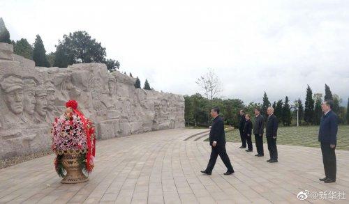 习近平谈湘江战役:中国革命成功的奥
