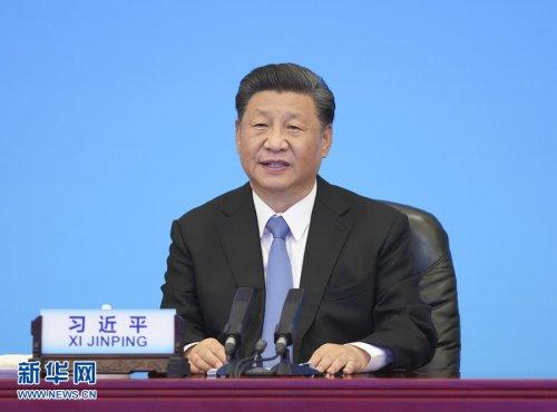 习近平出席中国共产党与世界政党领导