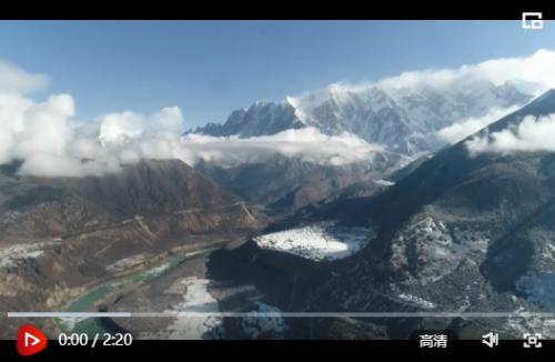 时政微纪录丨习近平总书记西藏行