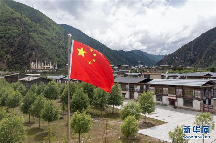 见证千年的民族交融――探访西藏林芝市工布江达县太昭