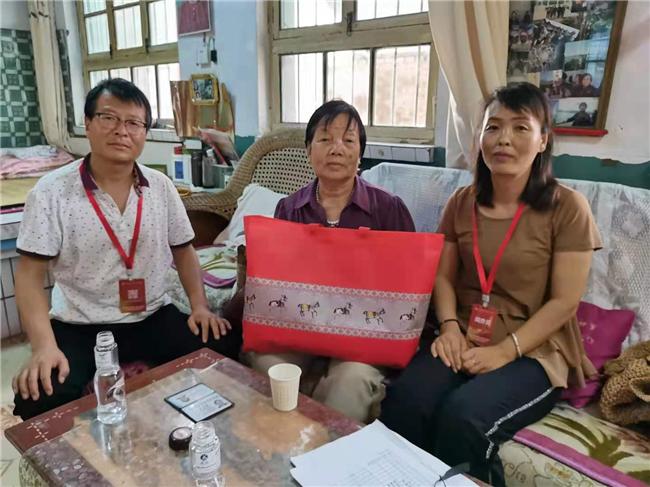 宝鸡凤翔区全面完成第五次中国城乡老年人生活状况抽样