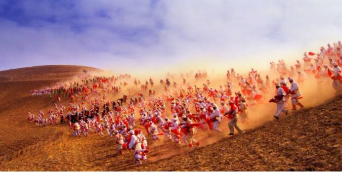 《陕北话》上辑:用陕北元素讲中国故事丨纪录片