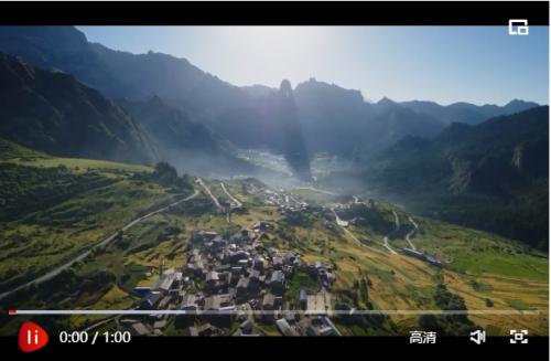 微视频丨奋进的中国